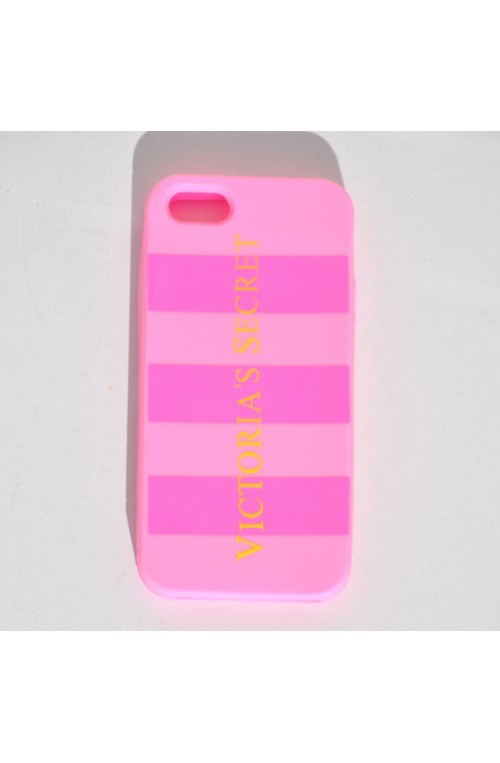 FUNDA IPHONE 4 rayas FUCSIAS-ROSAS