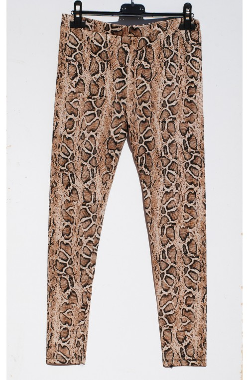 PANTALONES LEGGINGS SNAKE